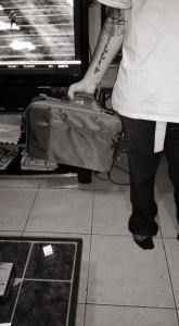 laptop as a briefcase